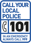 101 - The police non-emergency number